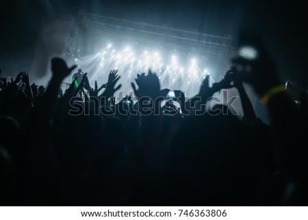 Music festival. #746363806