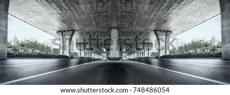 road and bridge #748486054