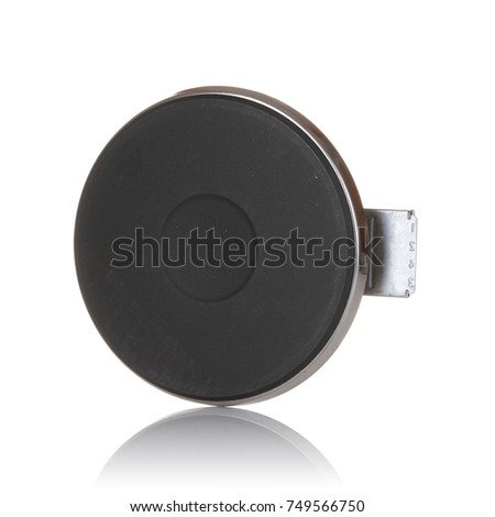 washing machine spare parts on a white background #749566750