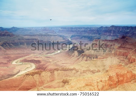 Grand Canyon - Fly over #75016522