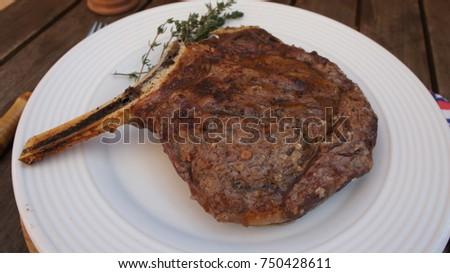 Steak Prime Rib Meat BBQ #750428611