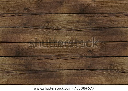 brown background old wood texture seamless pattern #750884677
