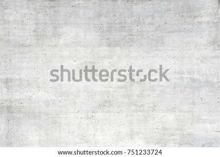 Texture of old white concrete wall for background #751233724