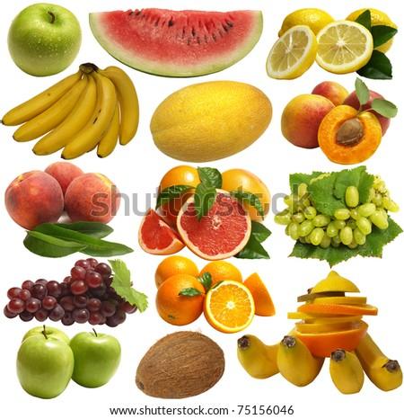 Fruits #75156046