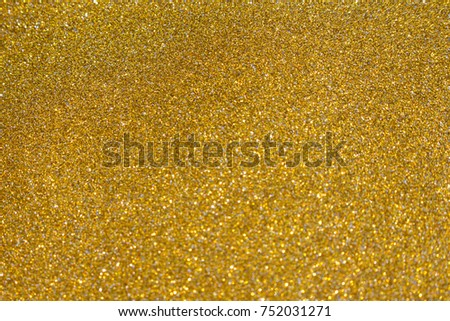 gold glitter texture christmas abstract background #752031271