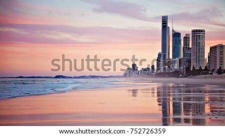 Gold Coast Commonwealth Games Royalty-Free Stock Photo #752726359