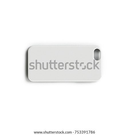white case on an white background #753391786