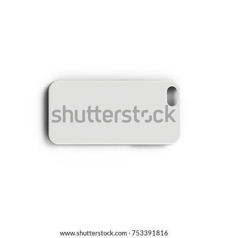 white case on an white background #753391816