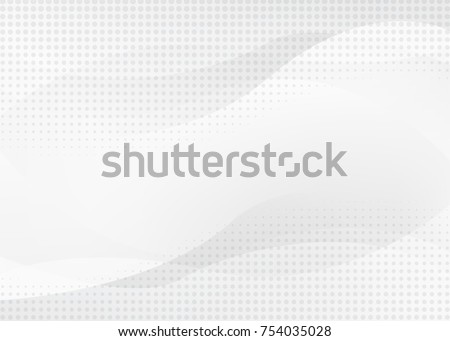white abstract background with futurisctic and modern concept Royalty-Free Stock Photo #754035028