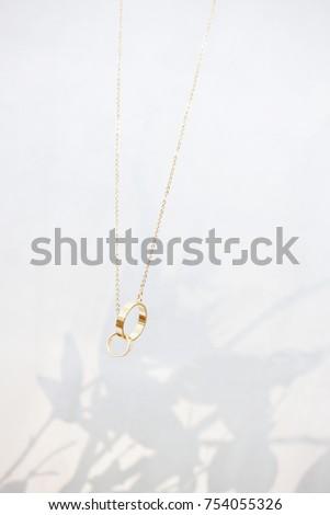 Minimalism jewelry editorial/ photo shoot