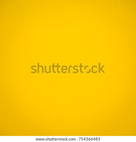 Abstract yellow concrete textures for background #754366483