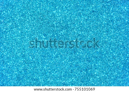 blue glitter texture christmas abstract background Royalty-Free Stock Photo #755101069