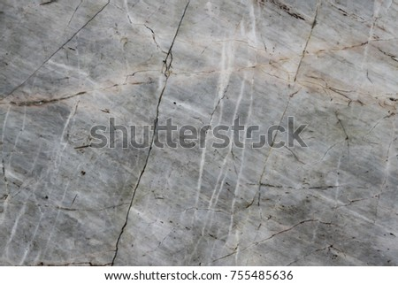 Marble texture background. A metamorphic rock composed of recrystallized carbonate minerals, most commonly calcite or dolomite. #755485636