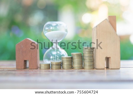 Savings for future investment. #755604724