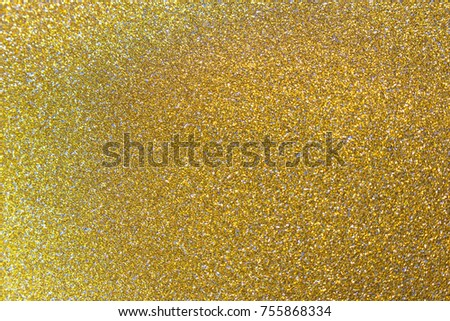 golden glitter texture christmas abstract background  #755868334