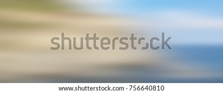 Light abstract gradient motion blurred background. Colorful lines texture wallpaper #756640810