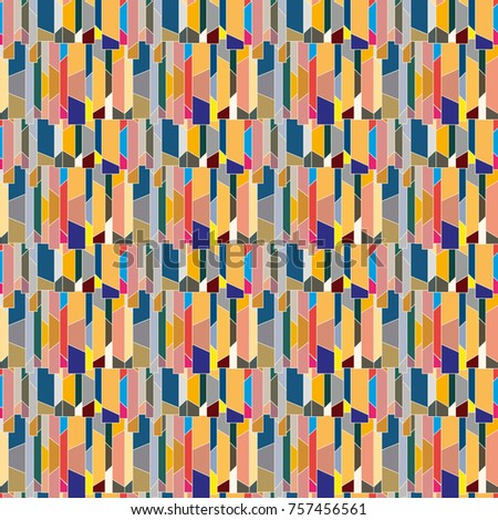 Abstract color seamless pattern for new background. #757456561