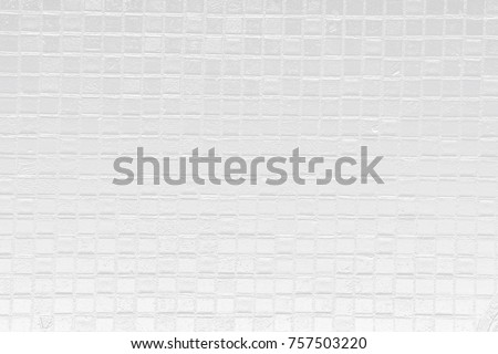 White color texture pattern abstract background can be use as wall paper screen saver cover page or for winter season card background or Christmas festival card background and have copy space for text #757503220