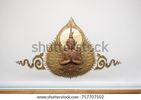 Thai style carve, handcraft #757707502