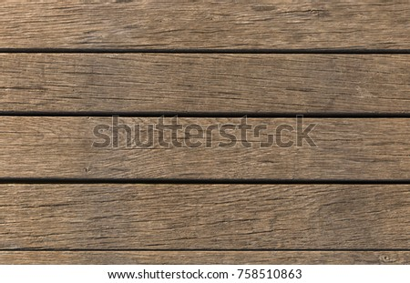 Wood board background - abstract wooden retro texture #758510863