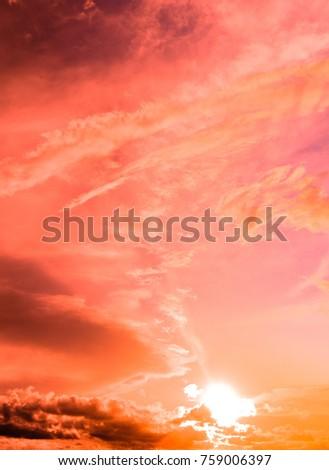 Idyllic Wallpaper Skies View  #759006397