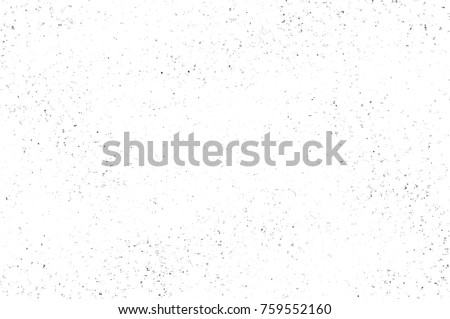 Grunge black and white pattern. Monochrome particles abstract texture. Background of cracks, scuffs, chips, stains, ink spots, lines. Dark design background surface. Gray printing element #759552160