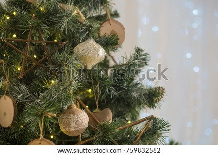 Christmas decorations, Christmas tree #759832582