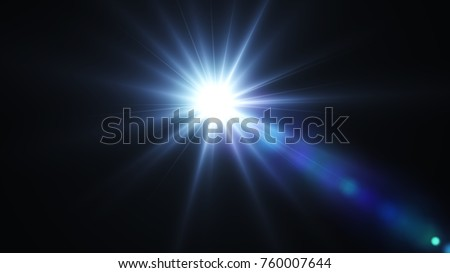 Abstract overlays background ,digital lens flare. #760007644