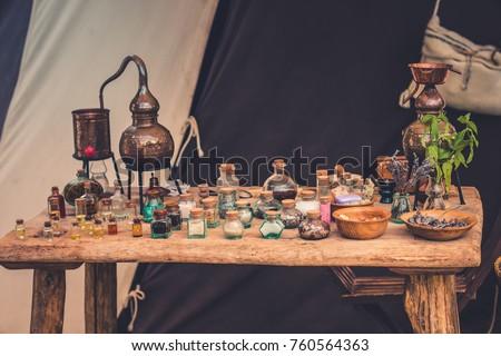 The Medieval Alchemy #760564363