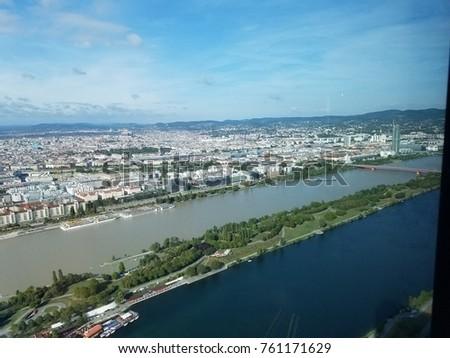 View of Vienna #761171629
