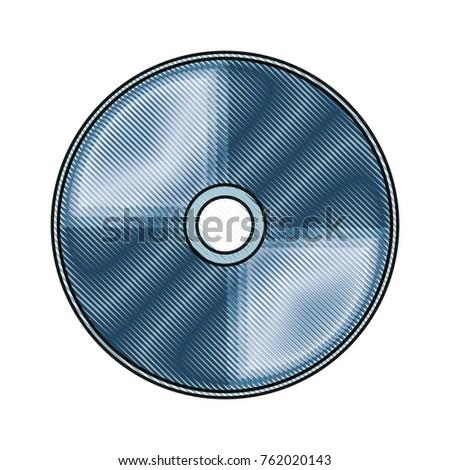 CD Rom icon #762020143