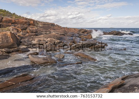 South West of Western Australia near the coastal town of Margaret River. #763153732