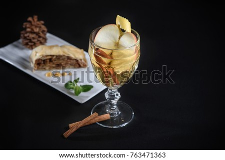 honey pine cocktail  #763471363