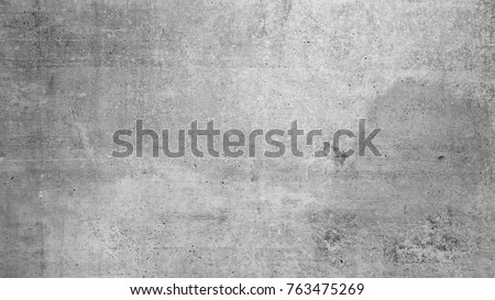 Texture of old gray concrete wall for background Royalty-Free Stock Photo #763475269