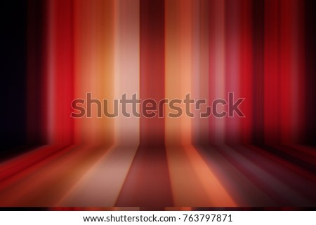 Blurred bending wall with lines background gradient #763797871