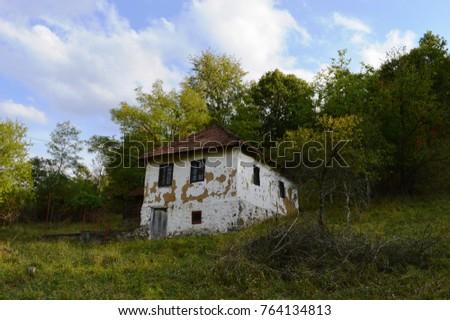 An old house #764134813