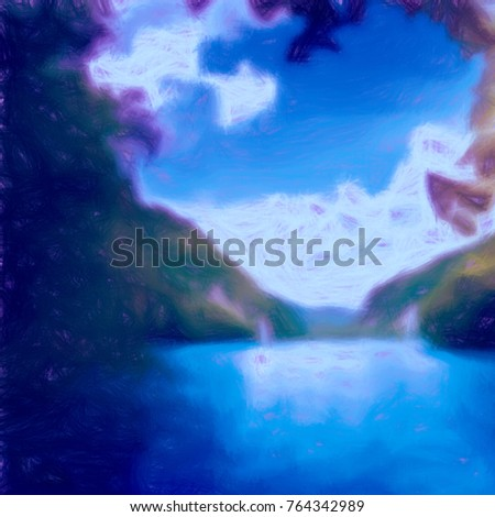 modern digital graphic background art beautiful color high resolution texture abstract design smooth #764342989