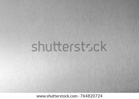 silver abstract background or texture and gradient shadow. #764820724