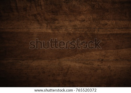 Old grunge dark textured wooden background,The surface of the old brown wood texture #765520372