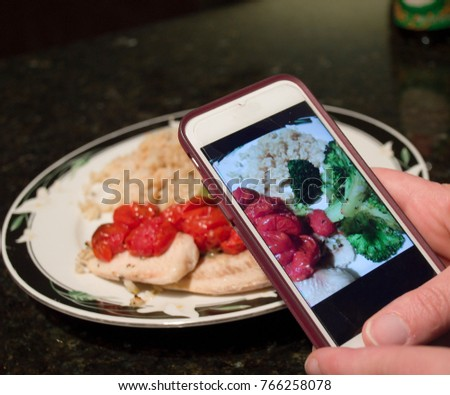Snap those food pics!