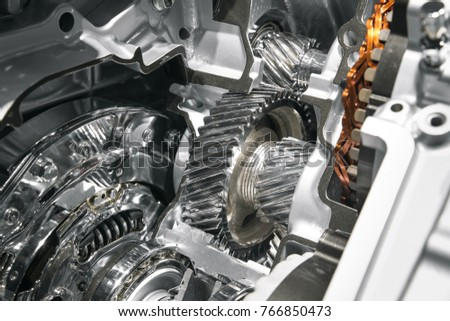 new part of car's engine #766850473