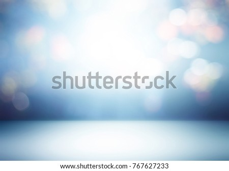 Creative technological background.Clear empty room or studio background