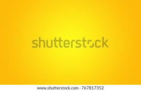 Bright luxury yellow background well use as product backdrop. #767817352