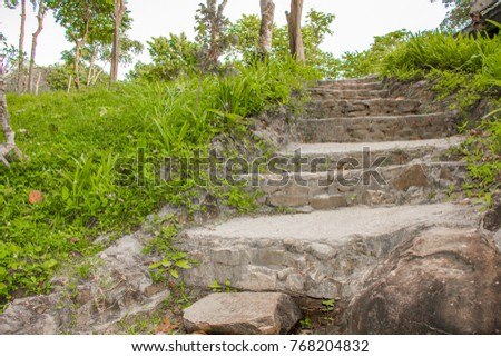 steps to heaven at phi phi island #768204832