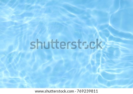 blue rippled water texture background #769239811