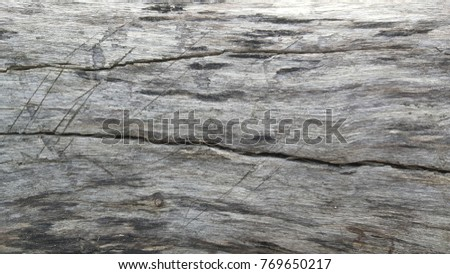 Surface eroded by time,Old wood background. #769650217