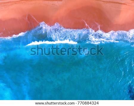 Beach Aerial Photography