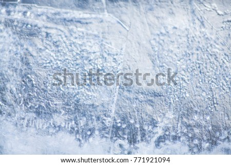 Abstract  Ice background  #771921094