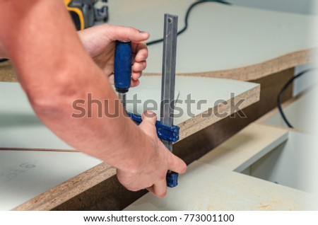 tools for the manufacture of furniture #773001100