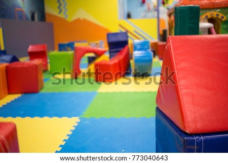 Playground for kids indoor #773040643